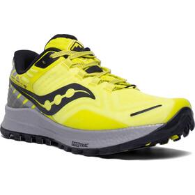 saucony Xodus 11 Shoes Men, amarillo/gris